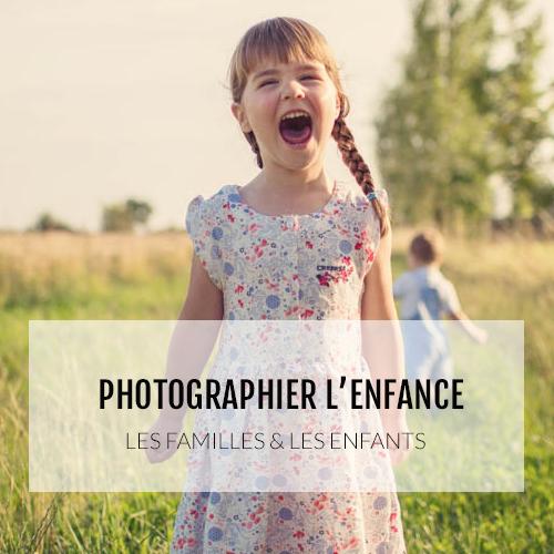 Photographier l'enfance, la spontanéité et la complicité d'une famille