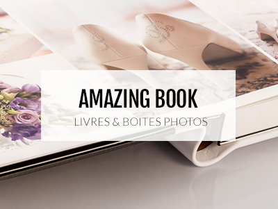 Fournisseur de livres et albums photos pour les photographes professionnels