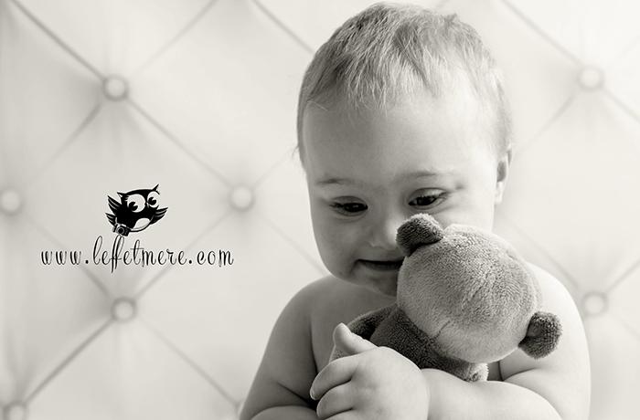Séance Photo Enfant - trisomie 21