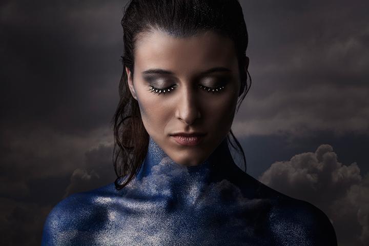 Portrait de Femme Celeste : http://apphotographie.4ormat.com