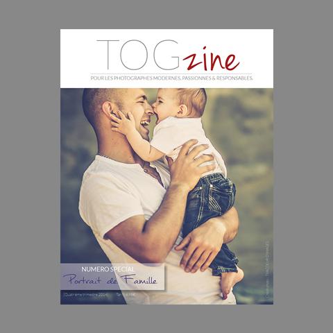 """Magazine pour photographe - numéro spéciale """"portrait de famille"""""""