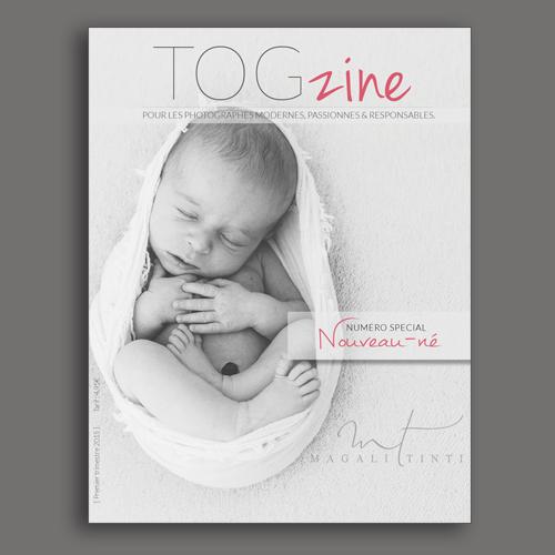 Magazine pour photographe Nouveau-né