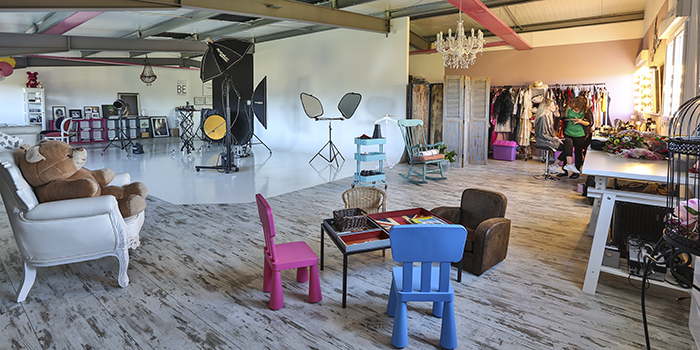 Studio photo en Corse