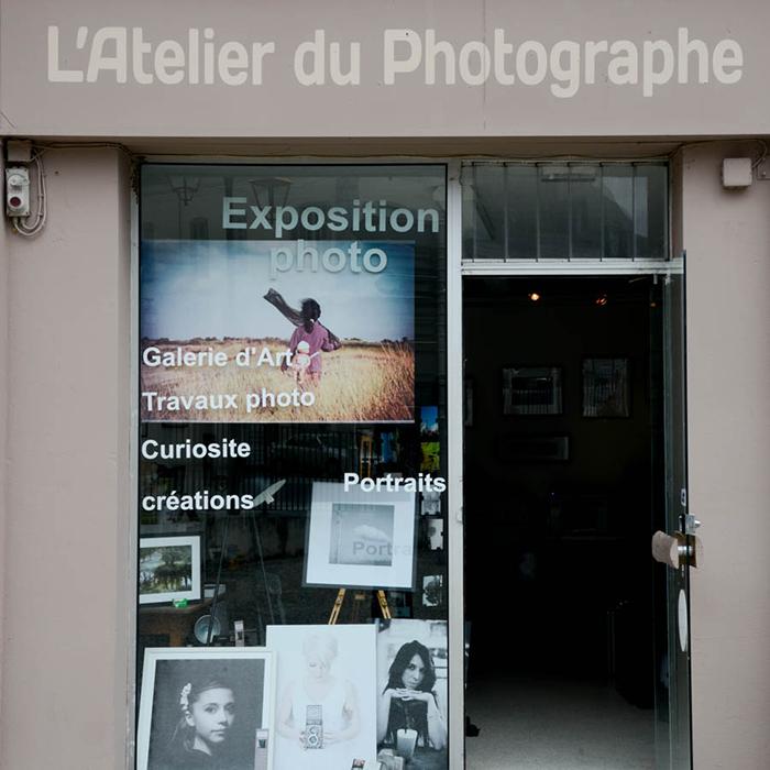 L'atelier du photographe - devanture