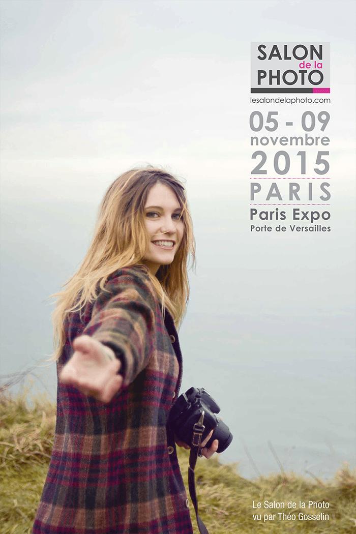L'affiche du salon de la photo 2015