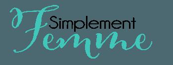 """Logo du projet """"simplement femme"""""""