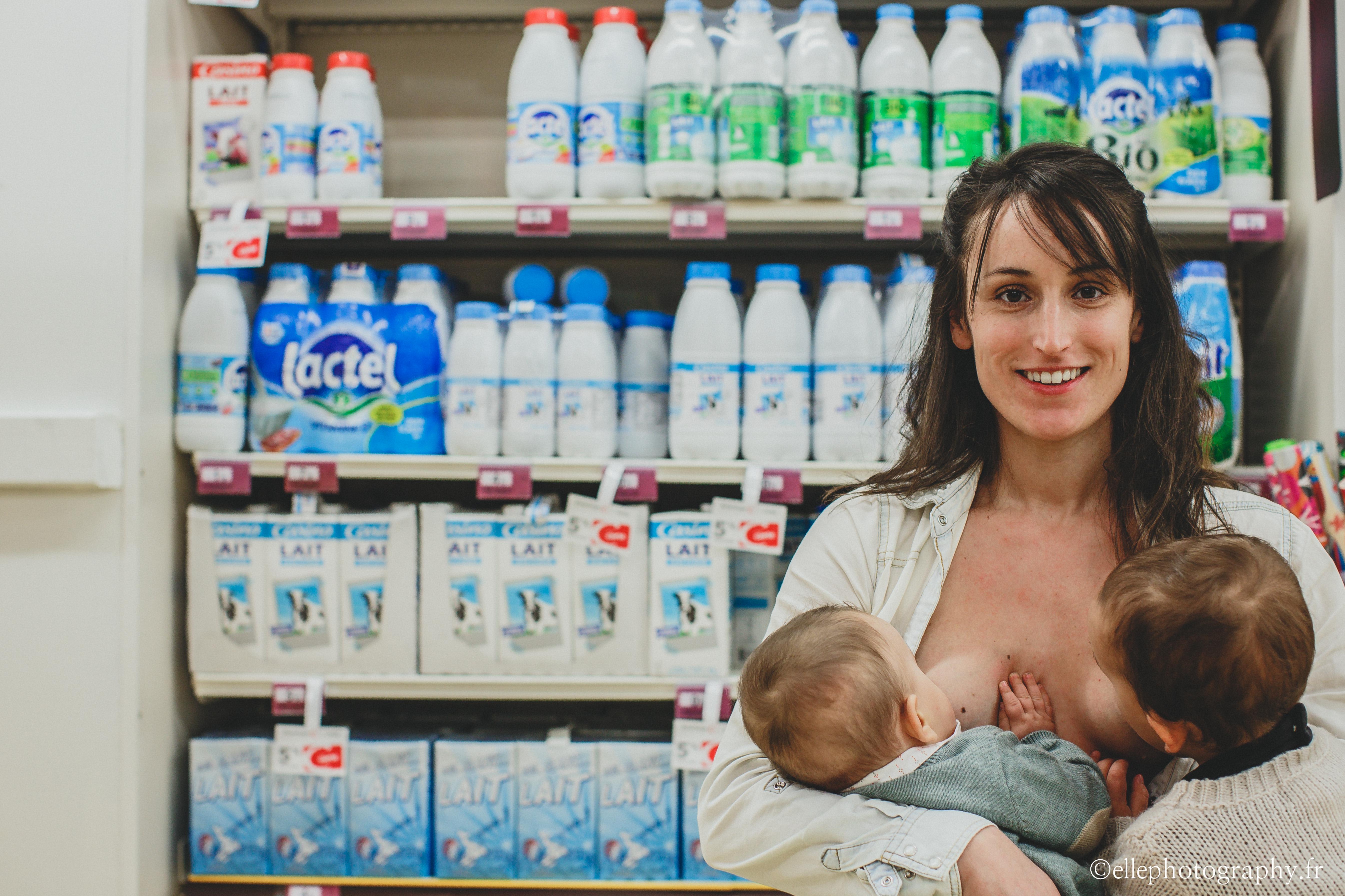 Induire une lactation, allaiter un - Allaitement maternel