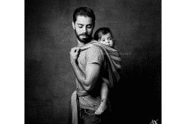 Un projet photo dédié aux papas