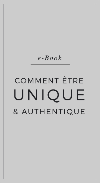 Comment trouver son style photos, son authenticité ?