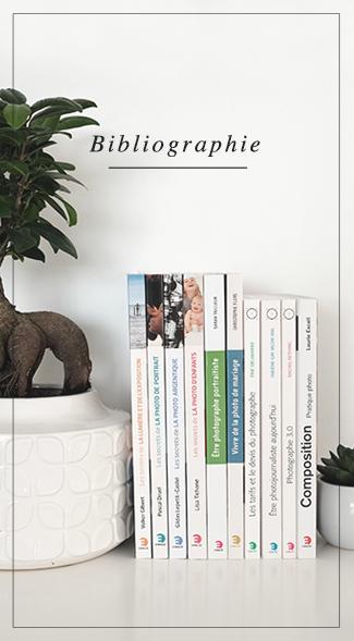 Sélection de livres pour les photographes