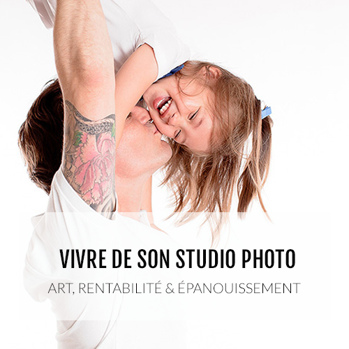 Formation : vivre de son studio photo
