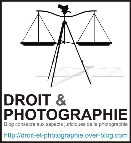 Logo Droit & Photographie