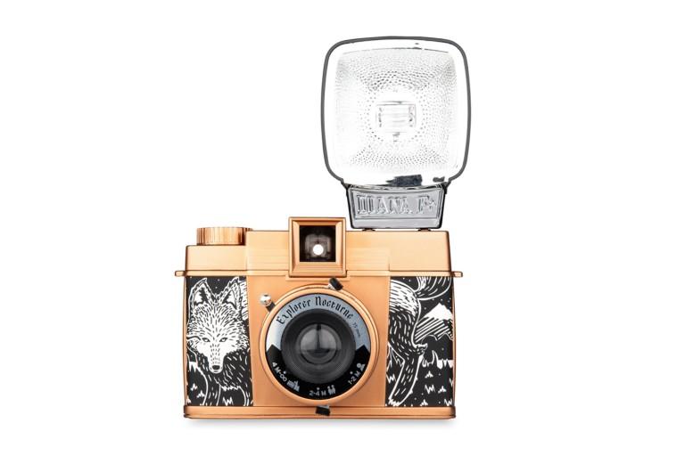 appareil photo argentique - lomography