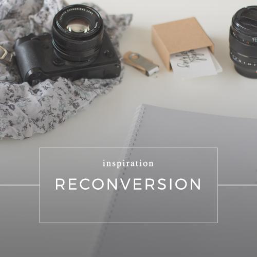 Témoignages de reconversions réussies.