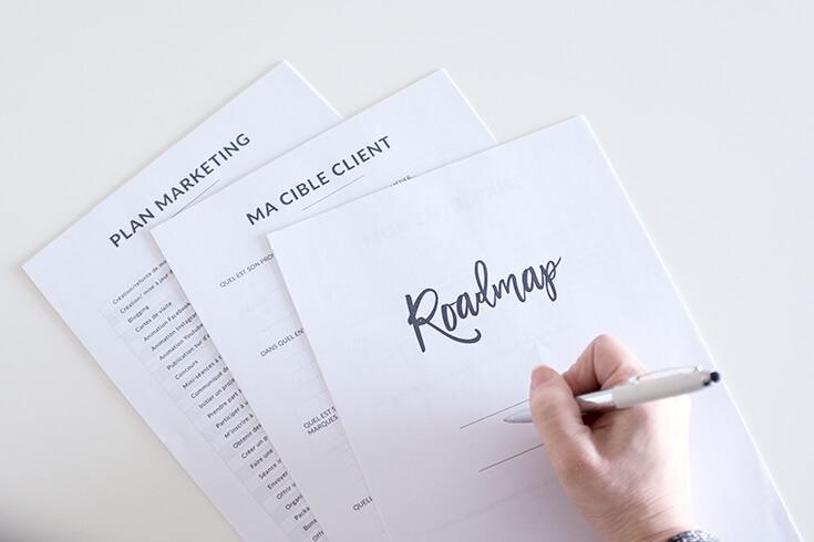 25 fiches offertes pour créer votre plan marketing, planifier vos objectifs et vivre de votre passion !