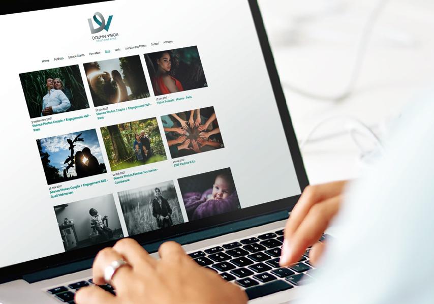 Créer un site de photographe. Quelle plateforme utiliser ?