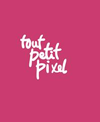 Logo Tout Petit Pixel