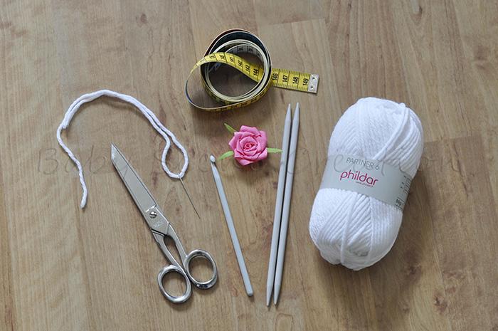 Tutoriel pour créer un bonnet pour les séances photo naissance