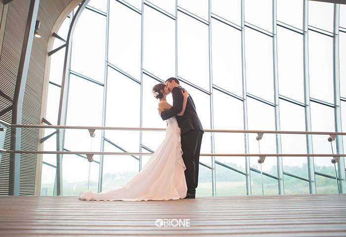 Idée photo mariage pluvieux