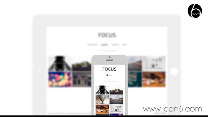 un site responsive