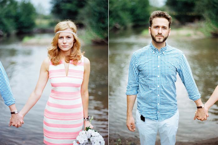 Photos d'un couple se tenant la main - par Michael Ferire