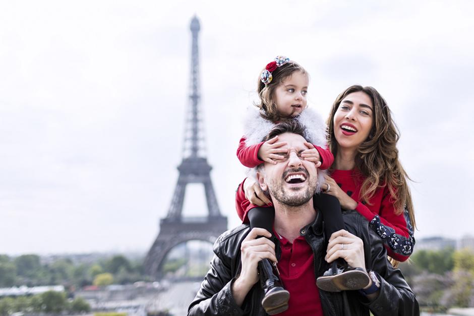 Le reportage documentaire d'une famille, c'est photographier son quotidien de façon naturel, comme le ferait un photo-journaliste.