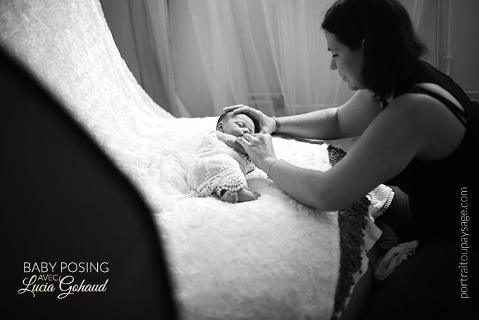 Formation : Positionner un nouveau-né