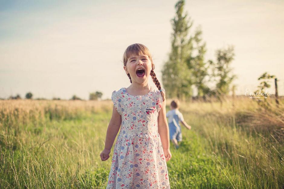 Formation photo sur les enfants