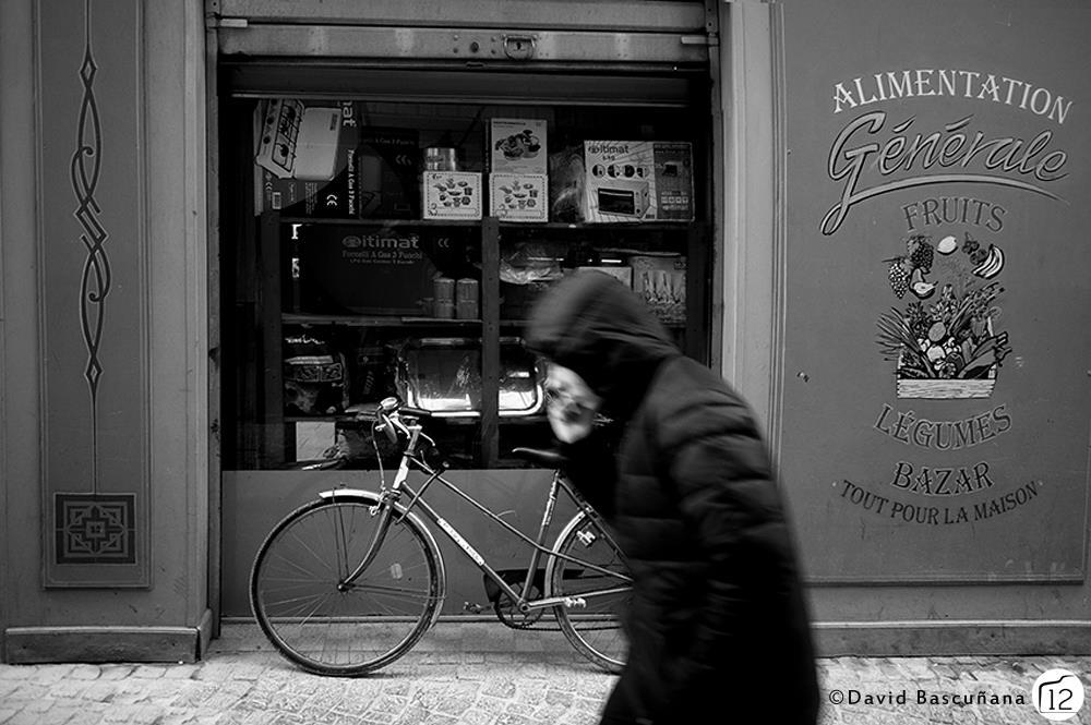 Photo de rue - David Bascunana