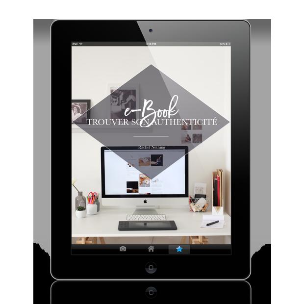 ebook, astuces et exercices pour trouver sons style photographique et son identité de marque. Par Rachel Nething. Portraitoupaysage.com