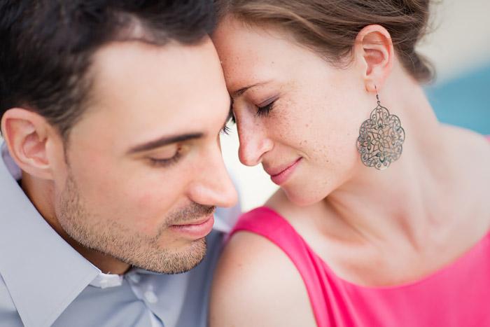 Photo d'un couple par Claude Masselot