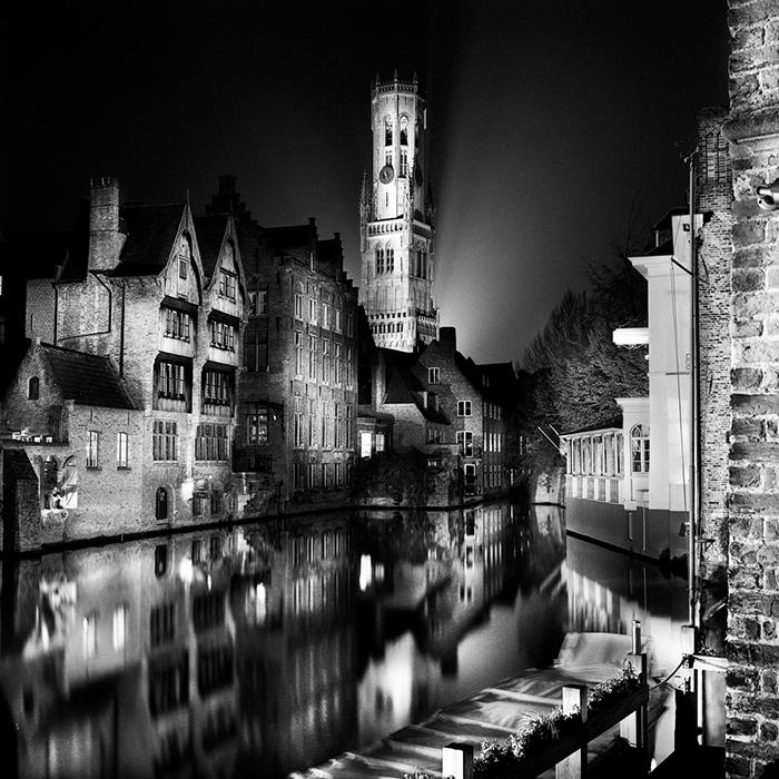 Lieu : Bruges
