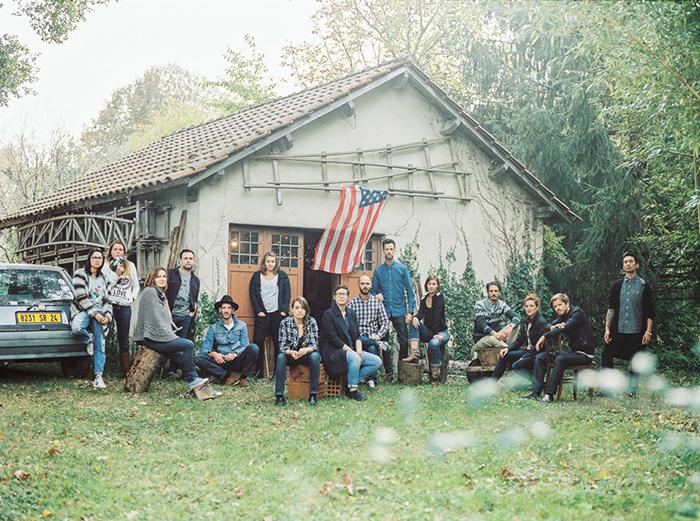 Film Camp - Photographes argentique
