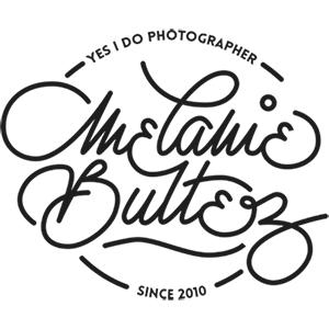 Logo Mélanie BULTEZ photographe et formateur photoshop