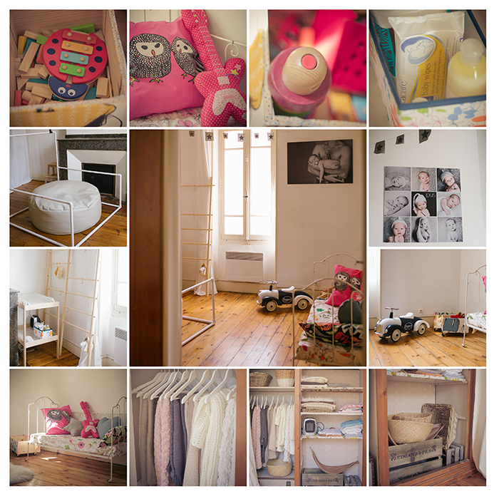 Studio : l'appartement d'Anne-Lise