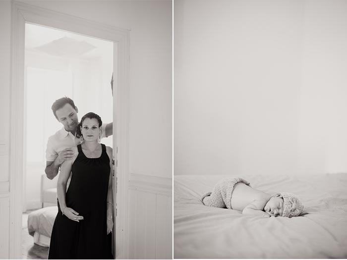 Maternité - naissance- séance photo