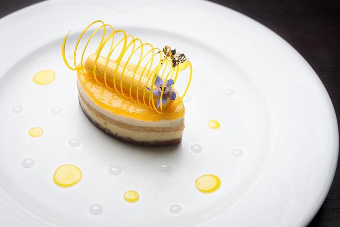 Photographie culinaire pour un hôtel de luxe