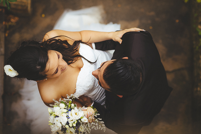 photo de couple - mariage
