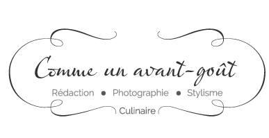 logo photographe culinaire