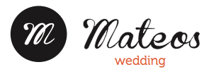 Logo Mateos wedding photography