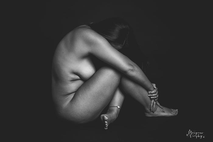 Portrait de femme nu, pour accepter son corps de femme et vivre avec ses complexes