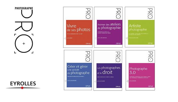 Une sélection de livres pour photographes