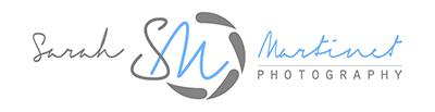 Logo Sarah Martinet photographe à Montpellier