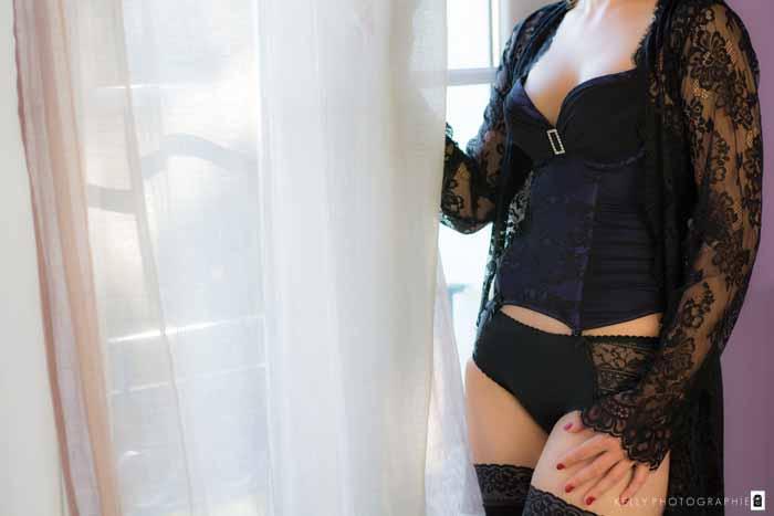 La lingerie, un accessoire incontournable de la photographie boudoir