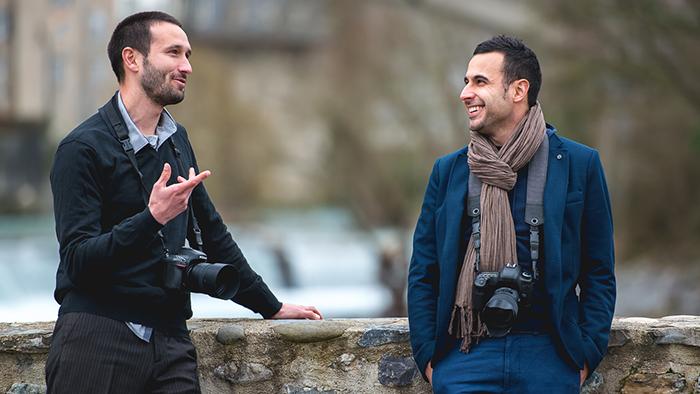 Sylvain & Damien
