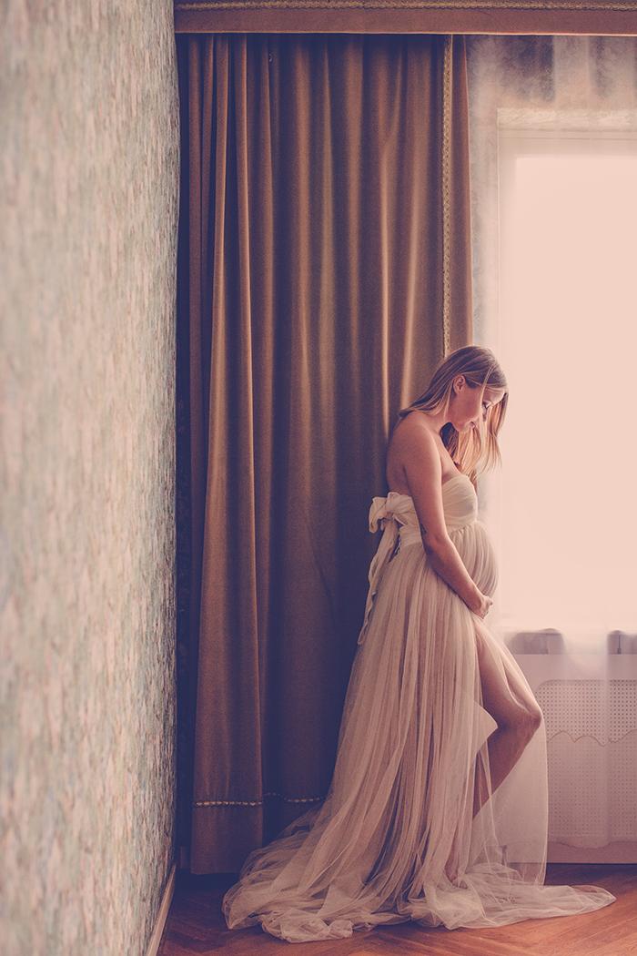 Photo d'une future maman - Image fine-art - Par Félicia Sisco