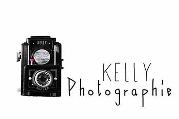 Logo de Kelly, photographe boudoir