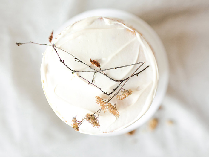 Photographie culinaire et stylisme de Blanc Coco