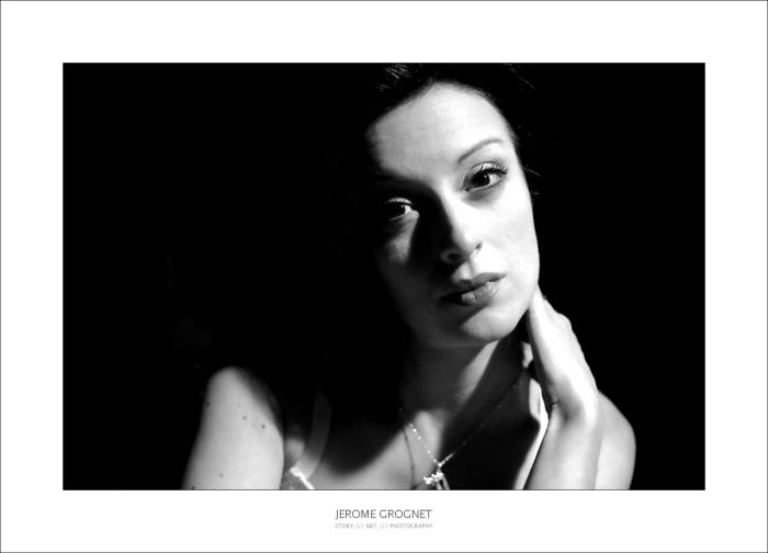 Portrait d'artisans et d'artistes - par Jérome Grognet - Photographe - Fine Art - Noir et blanc