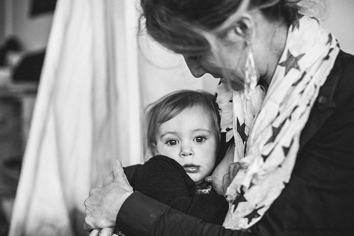 Un projet photographique pour mettre en valeur l'allaitement maternelle